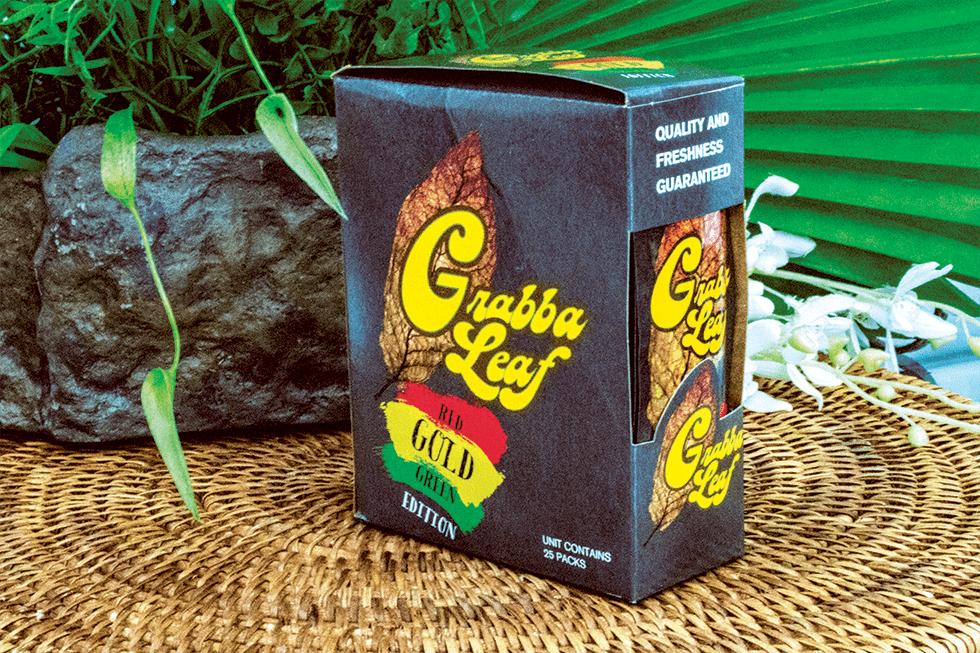 Grabba Leaf Gold Edition Cigar Wrap