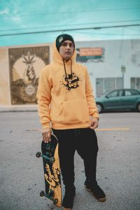 Grabba_gang_yellow_hoodie_skater