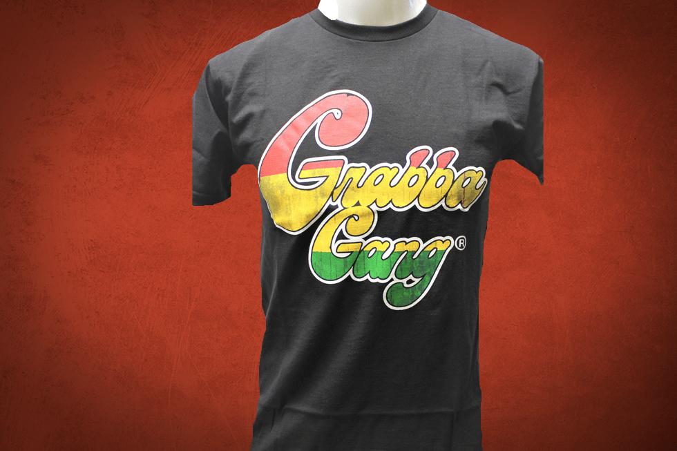 Black Rasta T-Shirt